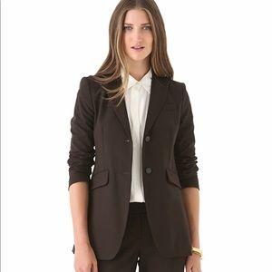 Theory Black  Andorie Tailor Blazer Size 2